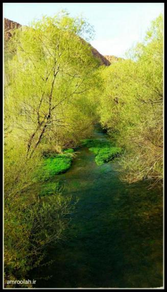 گروه تلگرامی کاراته مجموعه مناظر زیبا از طبیعت شهرستان صحنه
